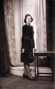 Phyllis Seymour 1940's