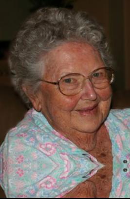 """Dorothy """"Gram"""" Edwards"""